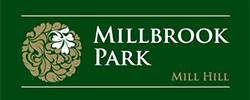 Millbrook Park Development Logo.