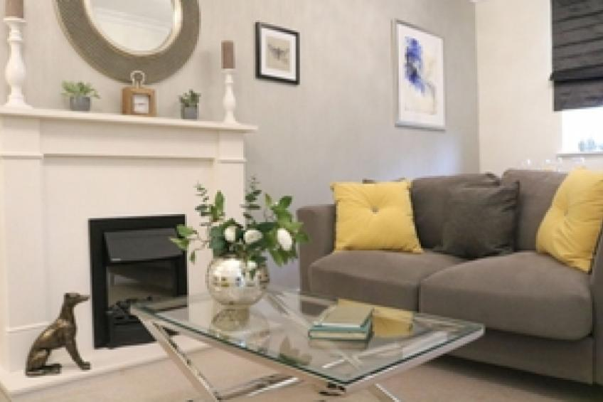 A picture of Create the ideal living room