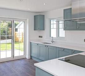Hawkers Reach Skylark example kitchen