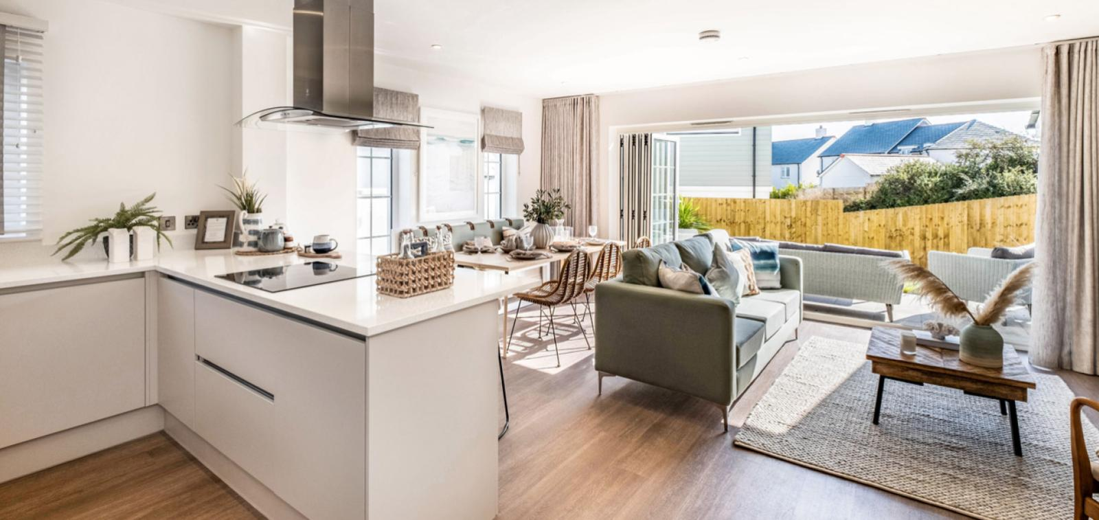 Hawkers Reach, Padstow show home