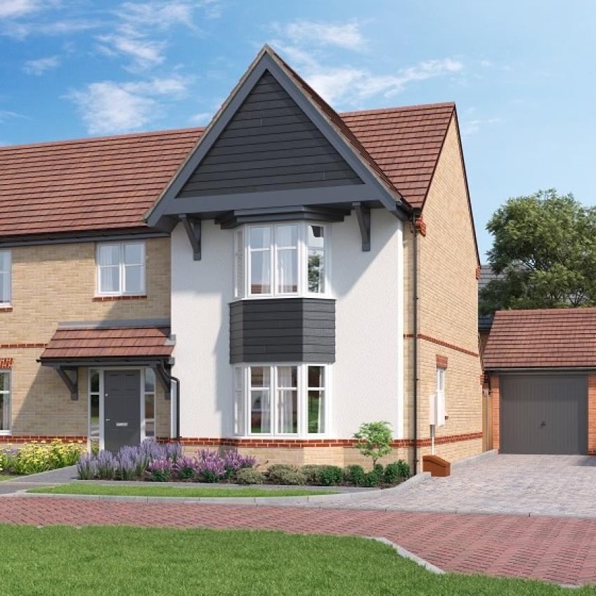 A picture of The Cudmore - 4 bedroom homes