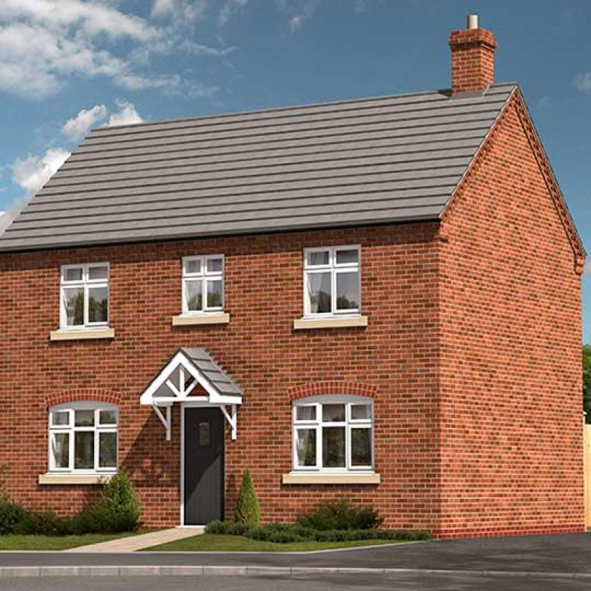 A picture of The Cameo - 3-Bed Detached (Shared-Ownership)