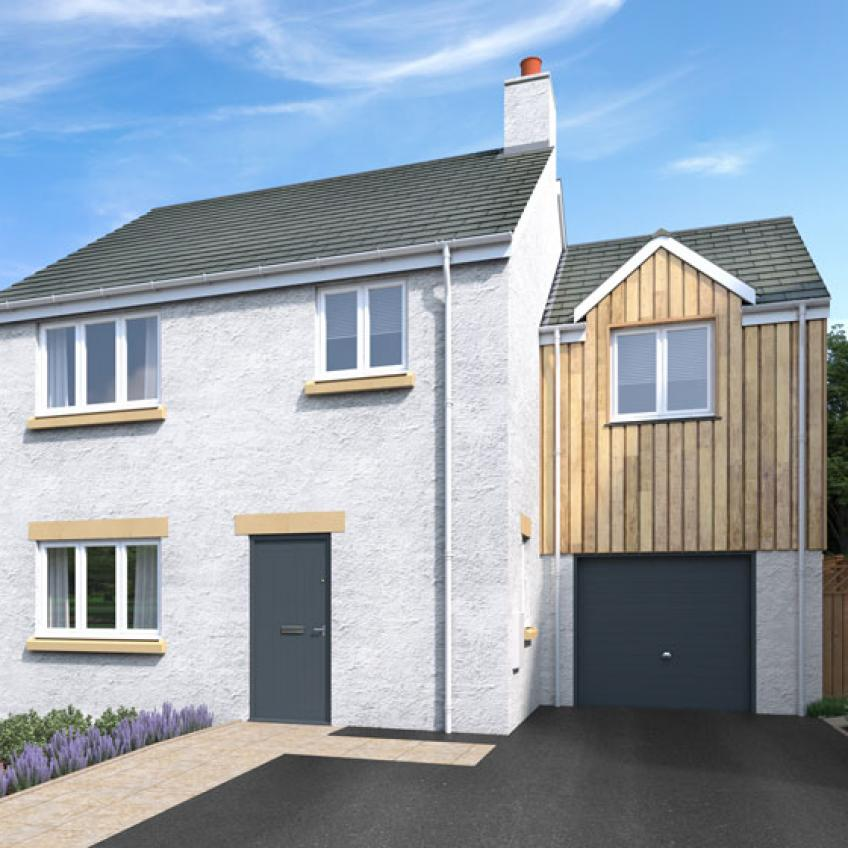 A picture of Plots 20 & 30 - 3 Bedroom Detached Home with Garage