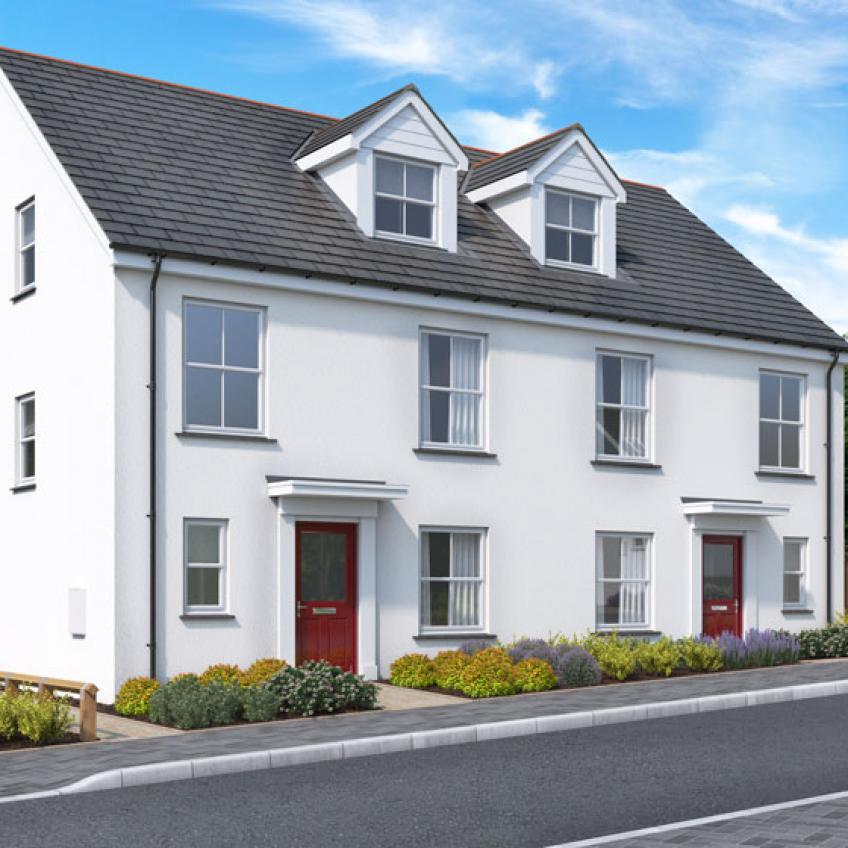 A picture of Plots 28 & 29 - 4 Bedroom Semi-Detached Home