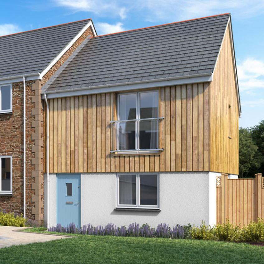 A picture of Plot 36 - 2 Bedroom Terraced Home