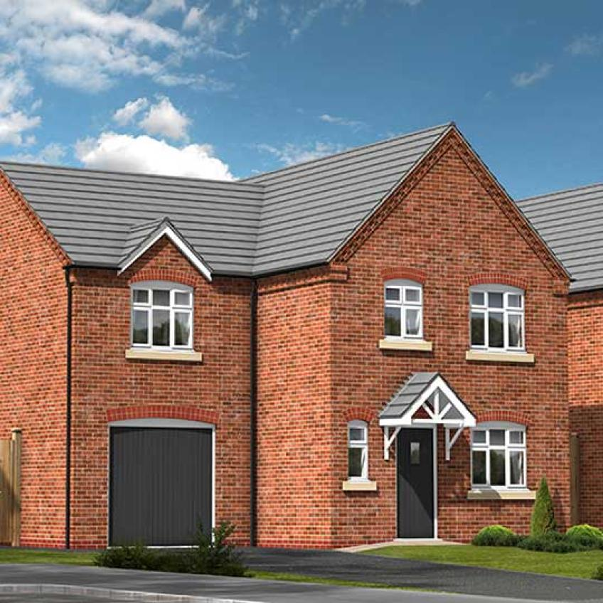 A picture of The Empire - 3-Bed Detached (Shared-Ownership)