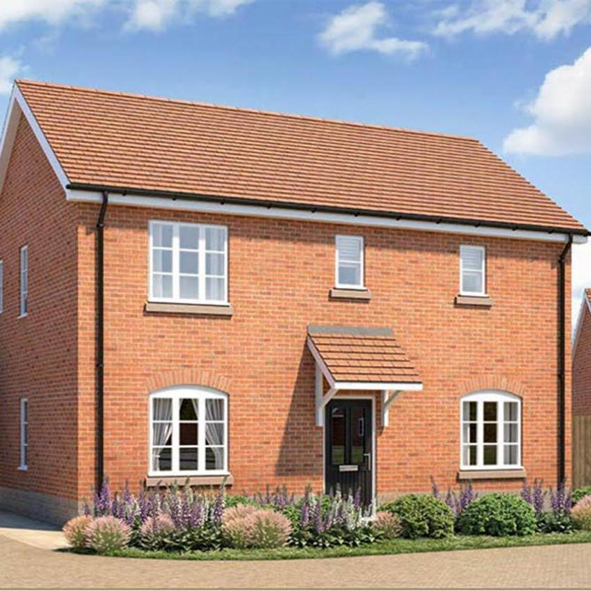 A picture of The Clifford - 4 Bedroom Detached Homes