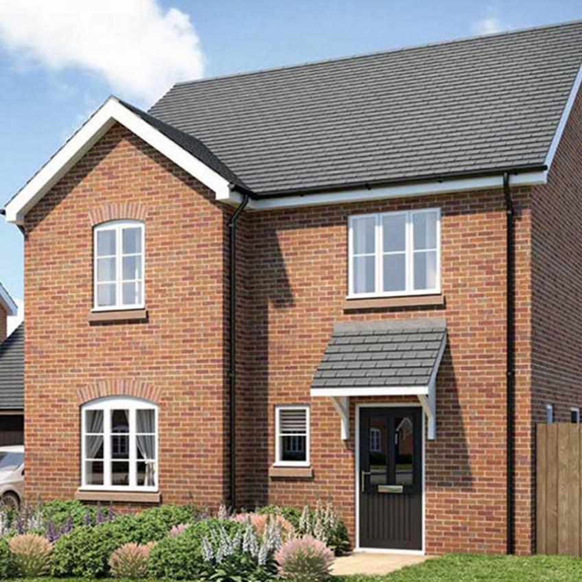 A picture of The Ludlow - 4 Bedroom Detached Homes